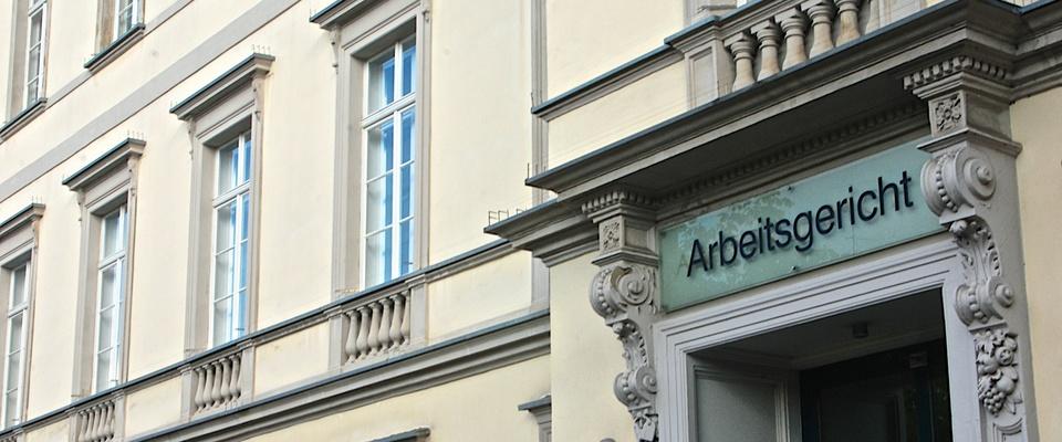 Arbeitsgericht Solingen Startseite